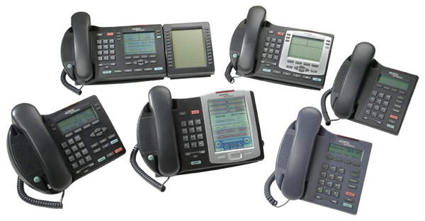 Nortel IP Phone 2001 - Nortel IP Phone 2002 - Nortel IP Phone 2004 - Nortel IP Phone 2007 - Nortel IP Audio Conference Phone 2033